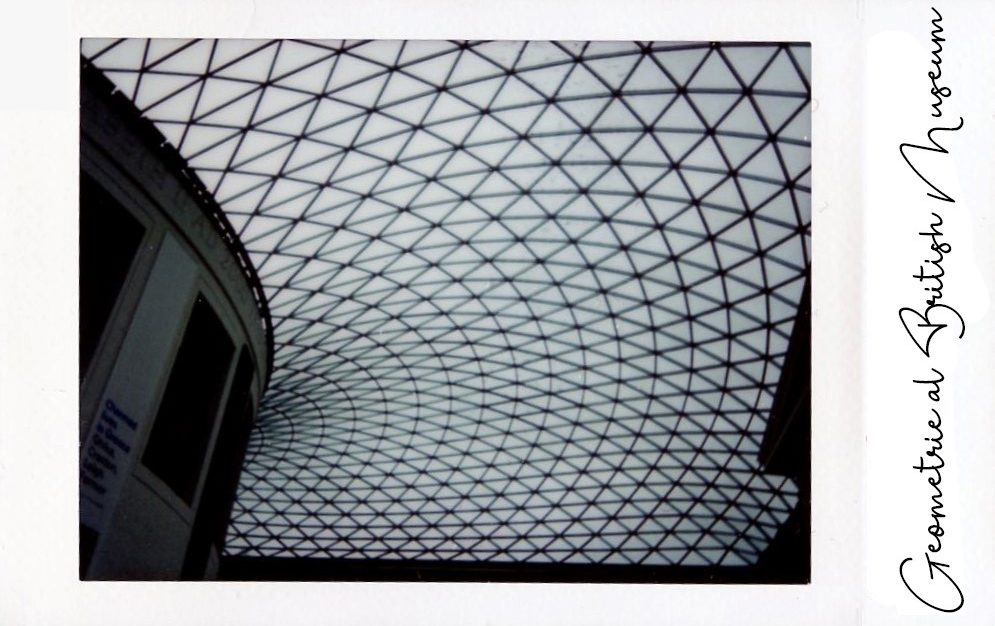 The Space Passenger Instax British Museum Londra