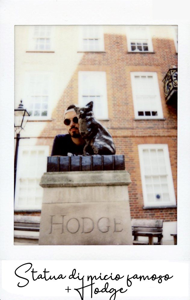 The Space Passenger Instax Gatto Hodge