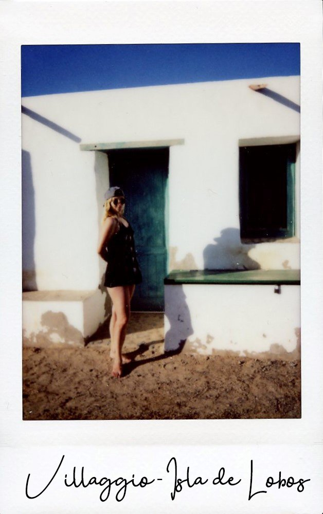The Space Passenger Instax Isla de Lobos