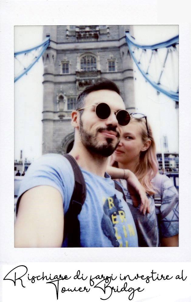 The Space Passenger Instax Tower Bridge Londra