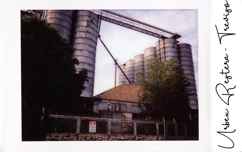 The Space Passenger Instax Urbex Restera